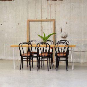 Industrijska miza iz vrat