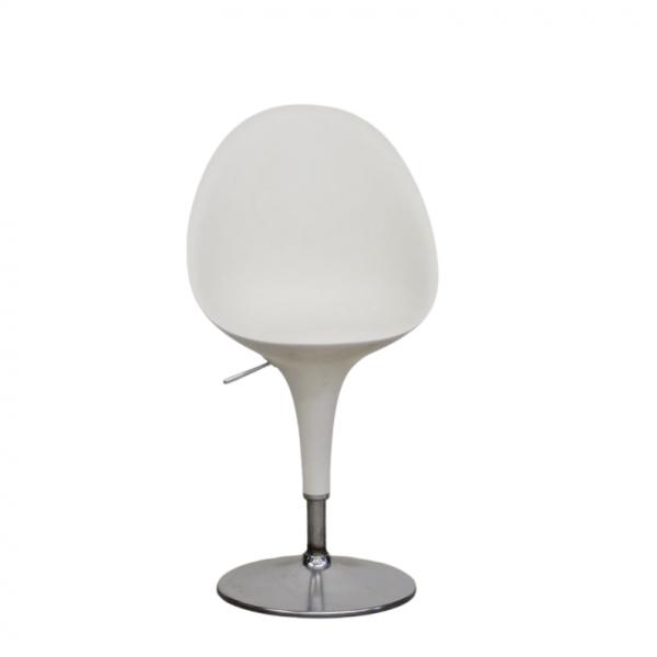 white bamboo chair Magis design